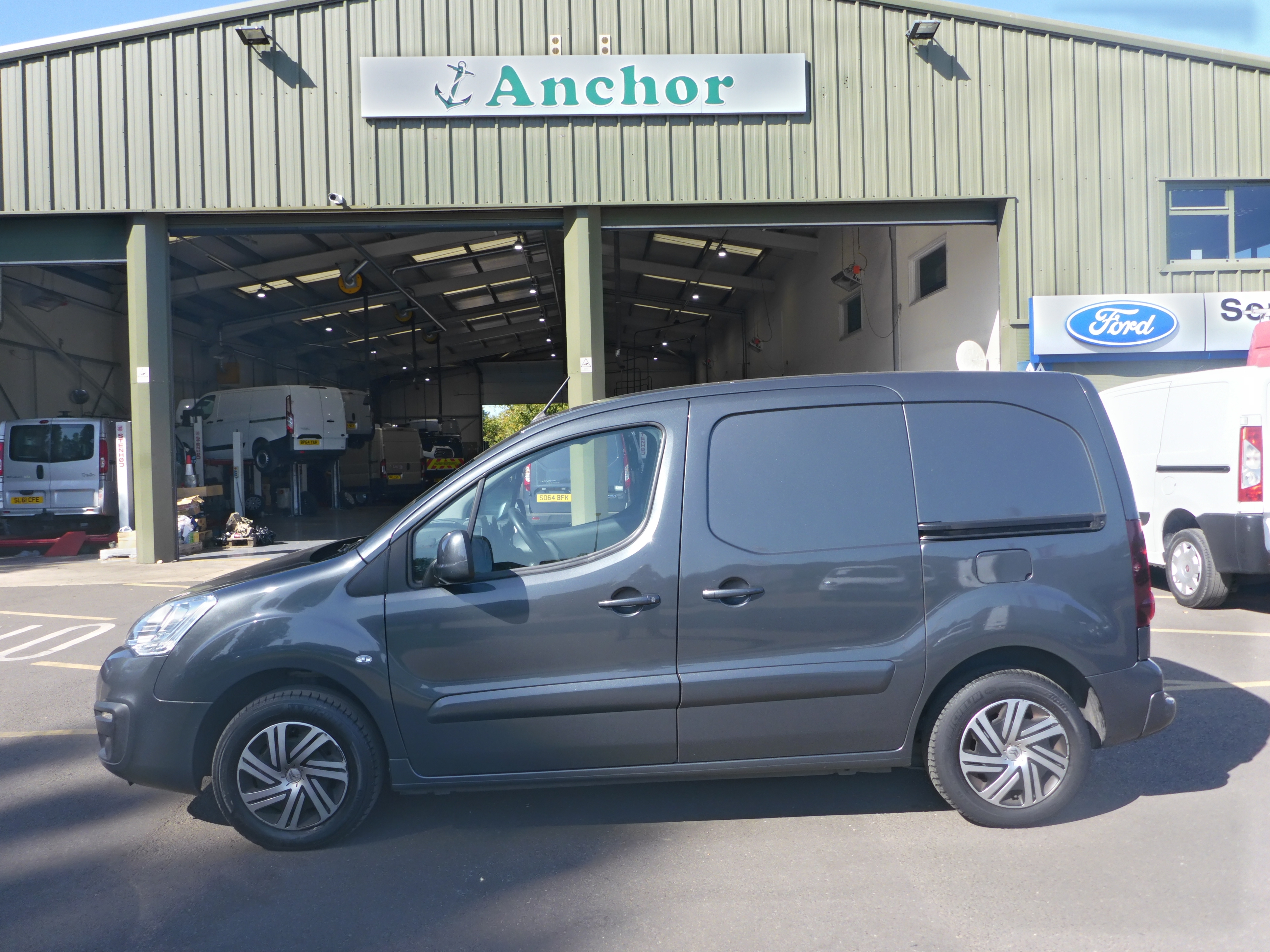 Citroen Berlingo CA66 AEO