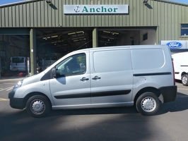 Citroen Dispatch CV14 VFL