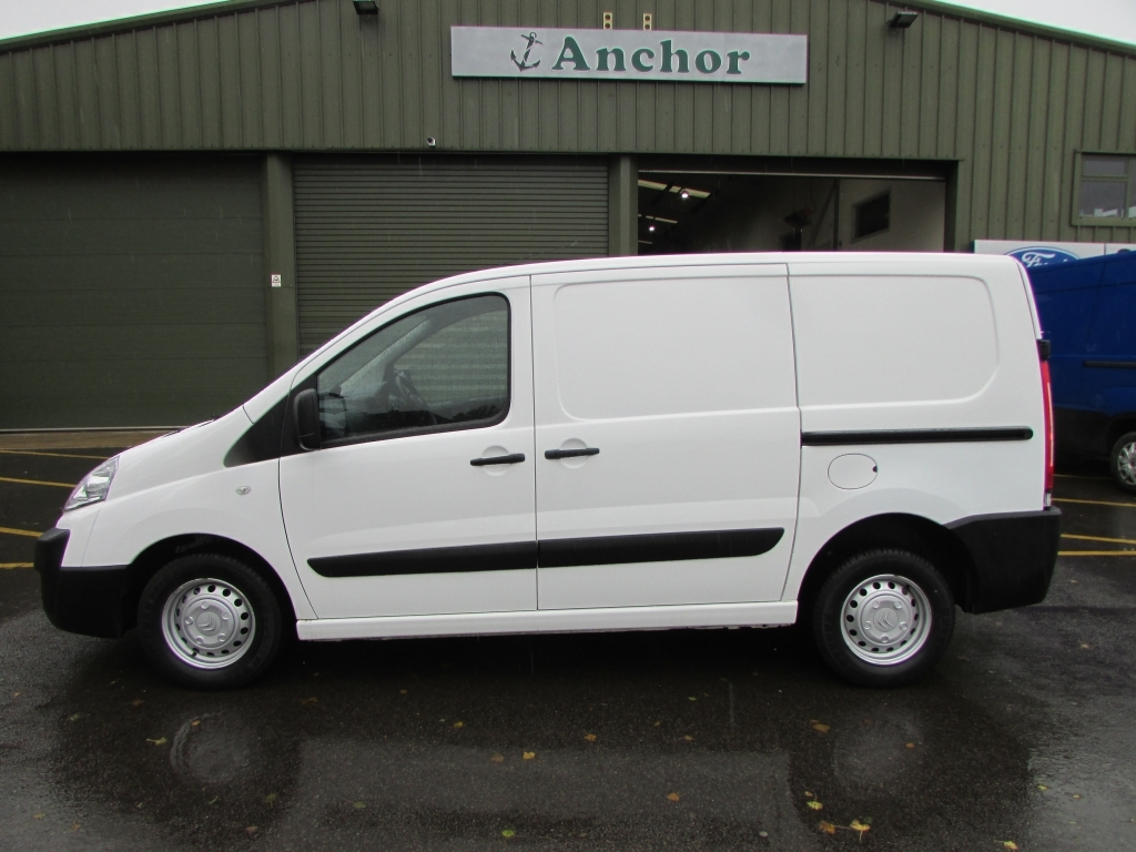 Citroen Dispatch FL13 KHW