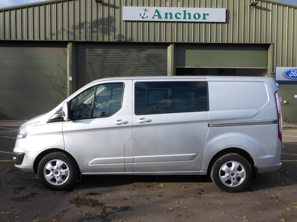 Ford Transit Custom MM15 UOE