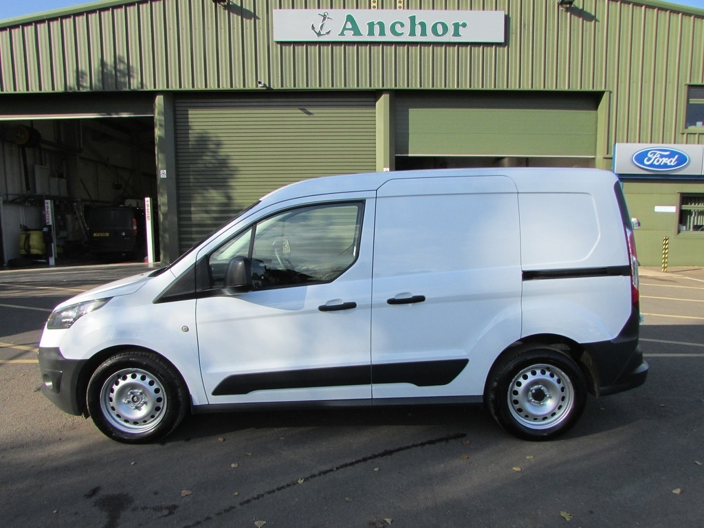 Ford Transit Connect YR14 XVY
