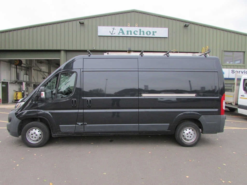 Citroen Relay LF15 HLC