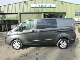 Ford Transit Custom MV68 YFO