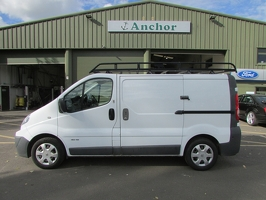 Renault Trafic LY12 HXV