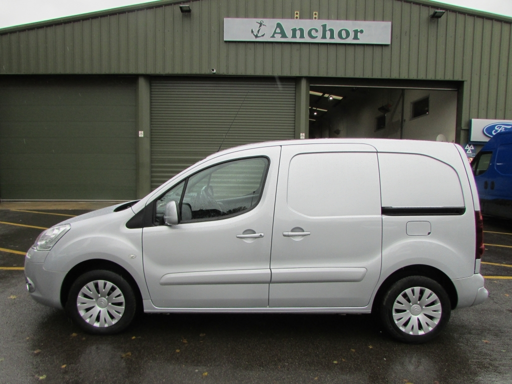 Citroen Berlingo DA15 FVB