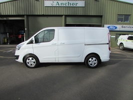 Ford Transit Custom MM66 PLU