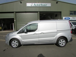 Ford Transit Connect FN67 TLU