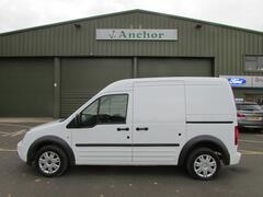 Ford Transit Connect GJ62 PWU