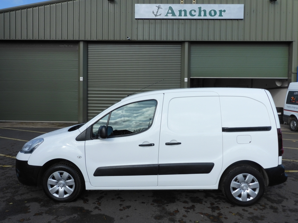 Citroen Berlingo LD63 GZS