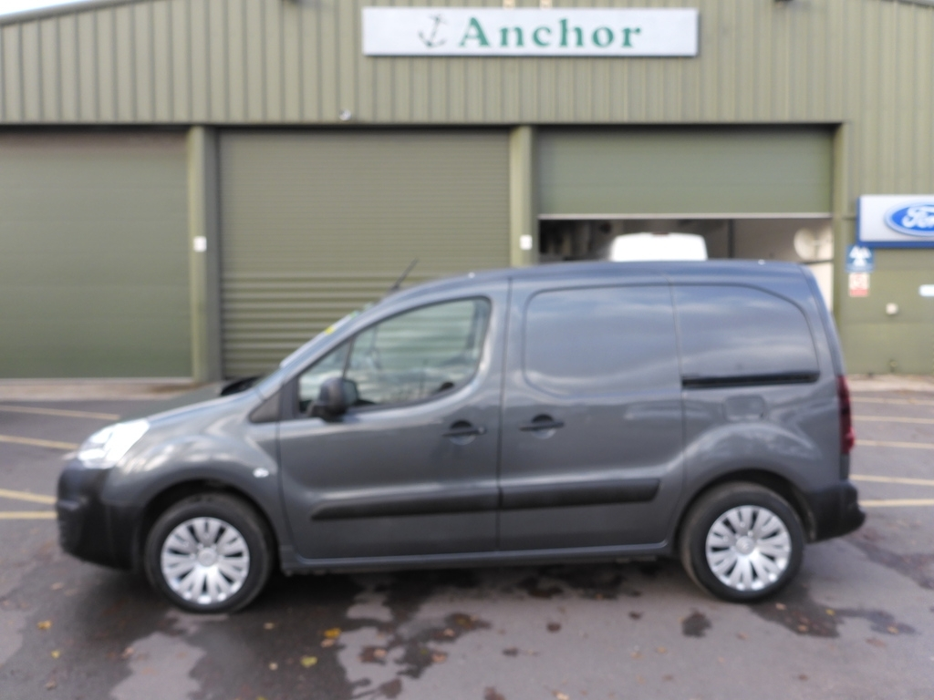 Citroen Berlingo SD65 VHM