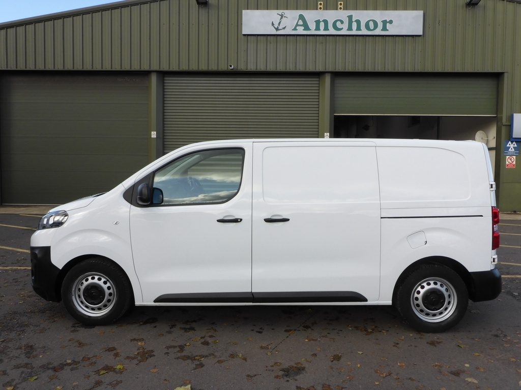 Citroen Dispatch SO66 ETR