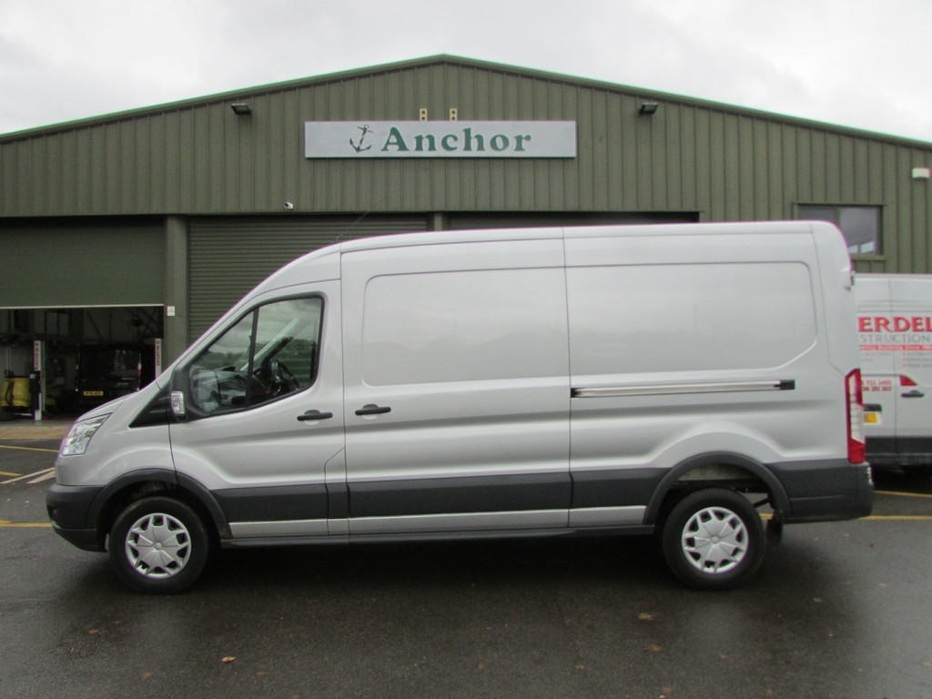 Ford Transit DL66 SGY