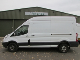 Ford Transit FE66 DZD