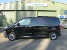 Citroen Dispatch LC18 DFX