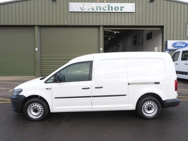 Volkswagen Caddy Maxi RV67 XLR