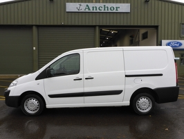 Citroen Dispatch SF15 BPP