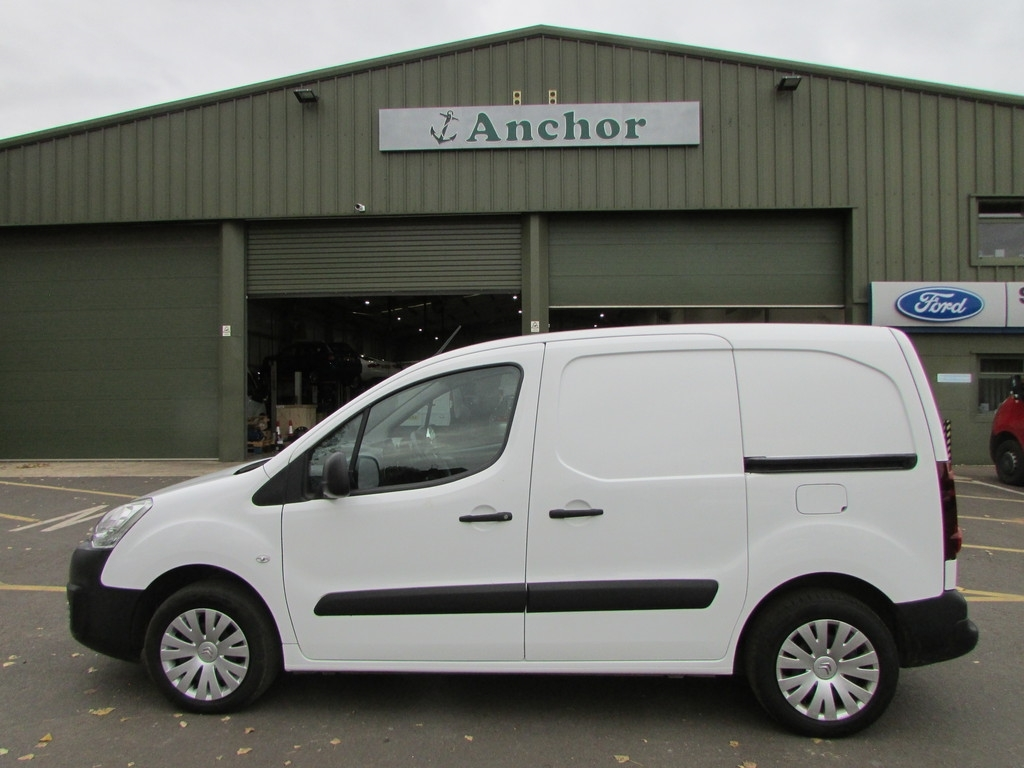 Citroen Berlingo CF15 LLW