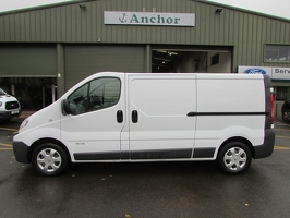 Renault Trafic SG64 ZZN
