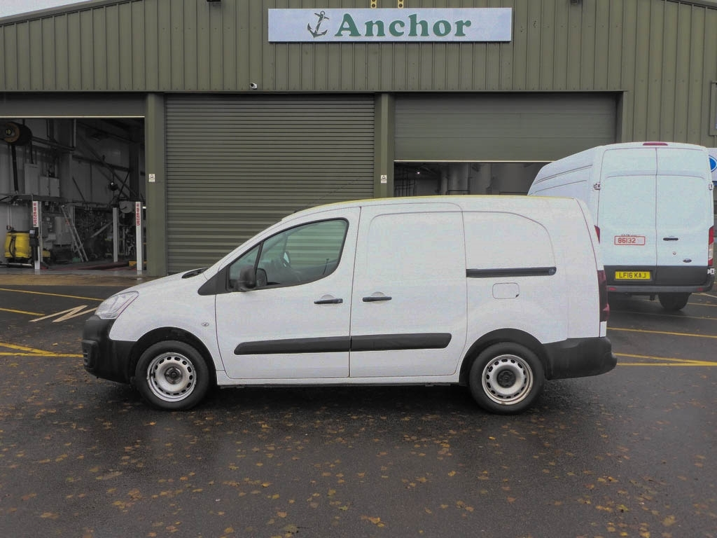 Citroen Berlingo LB66 NBA