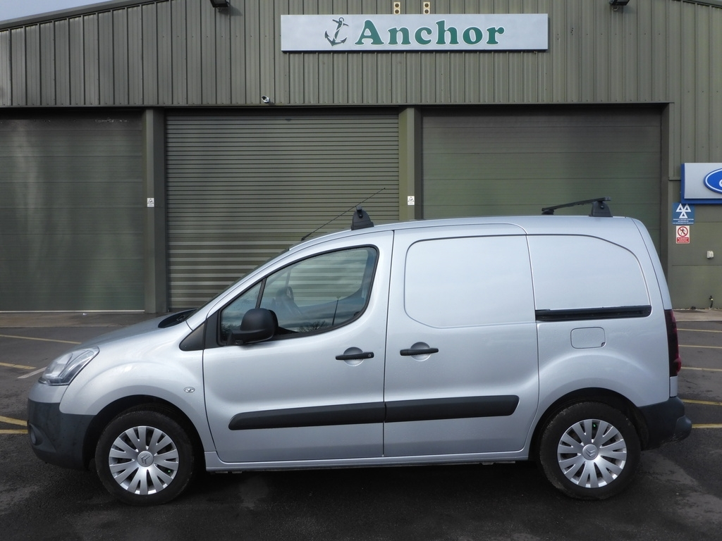 Citroen Berlingo HV64 AXD
