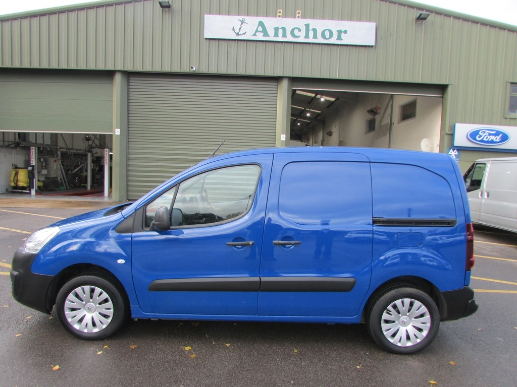 Citroen Berlingo RY65 UJT