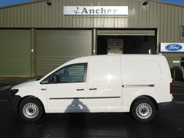 Volkswagen Caddy Maxi GN18 YGO