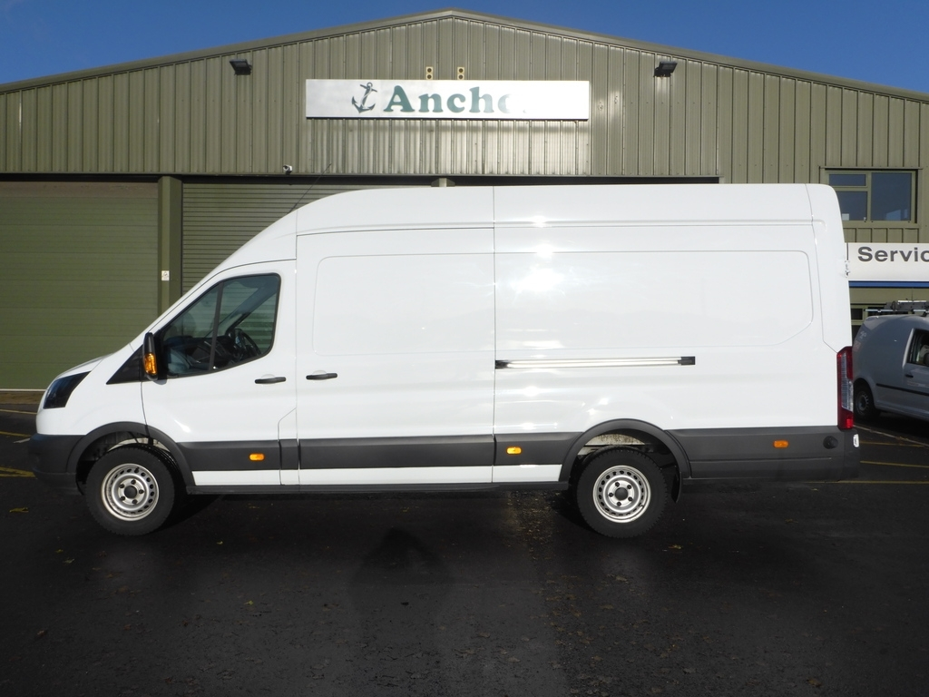 Ford Transit WN68 BYU
