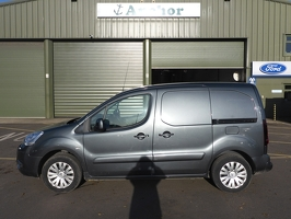 Citroen Berlingo WU64 ZTH