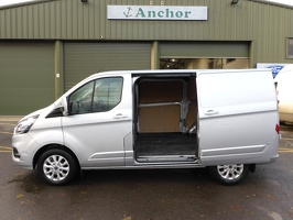 Ford Transit Custom WN68 WOB