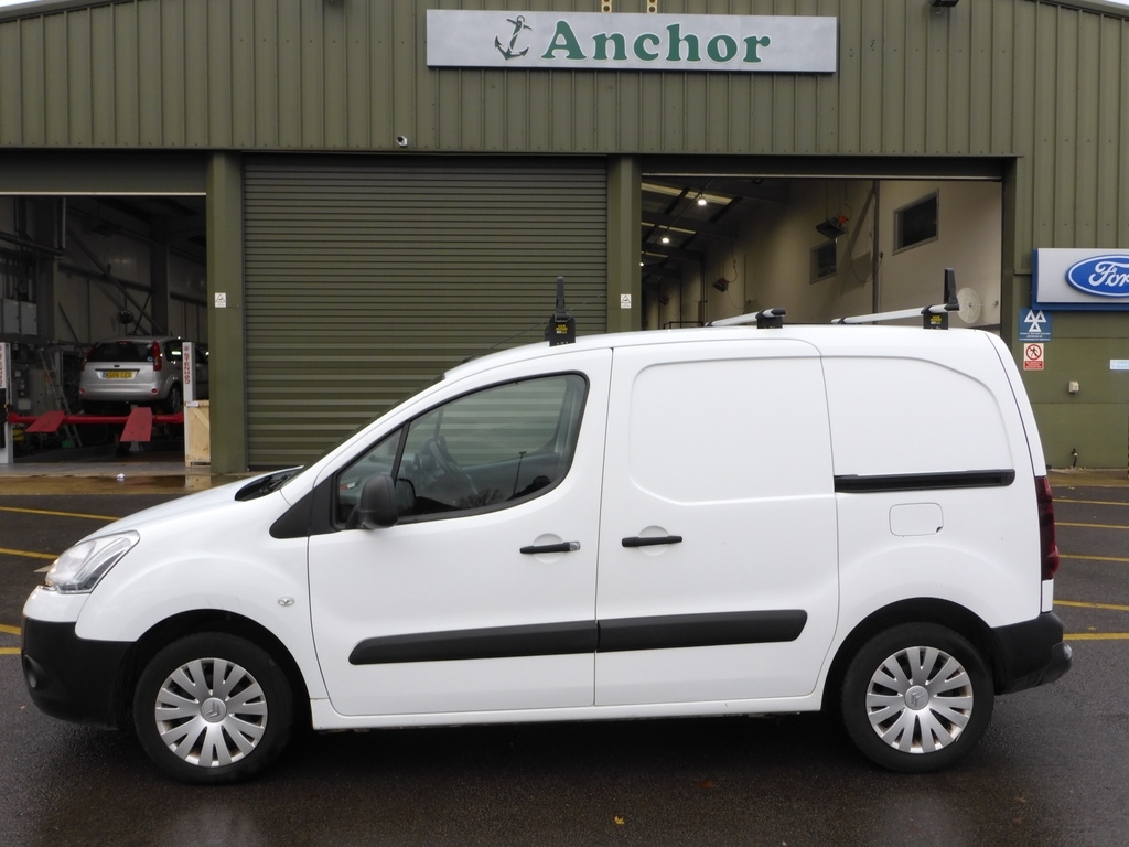 Citroen Berlingo LD14 NWJ