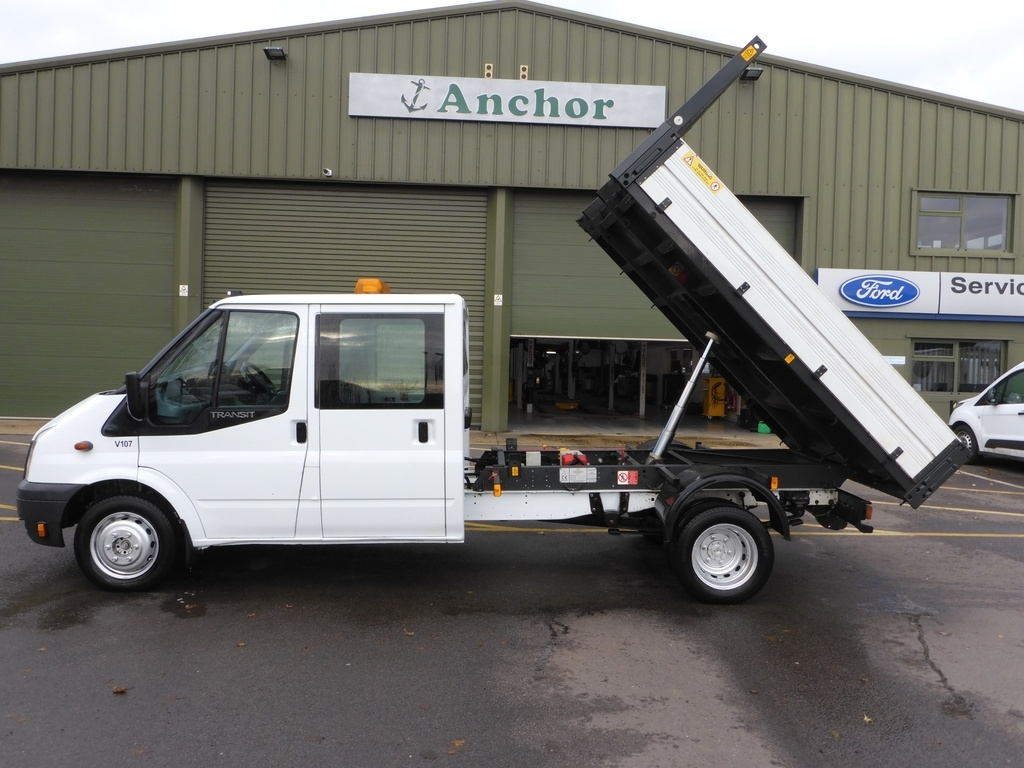 Ford Transit DY63 KNG