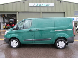 Ford Transit Custom DX64 VHD