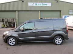 Ford Transit Connect WR18 XVO