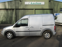 Ford Transit Connect RO62 YXN