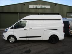 Ford Transit Custom BT18 WME