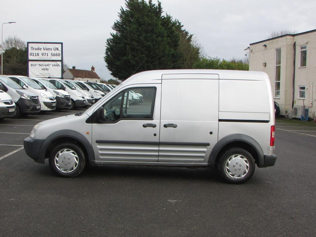 Ford Transit Connect ND07 YHO