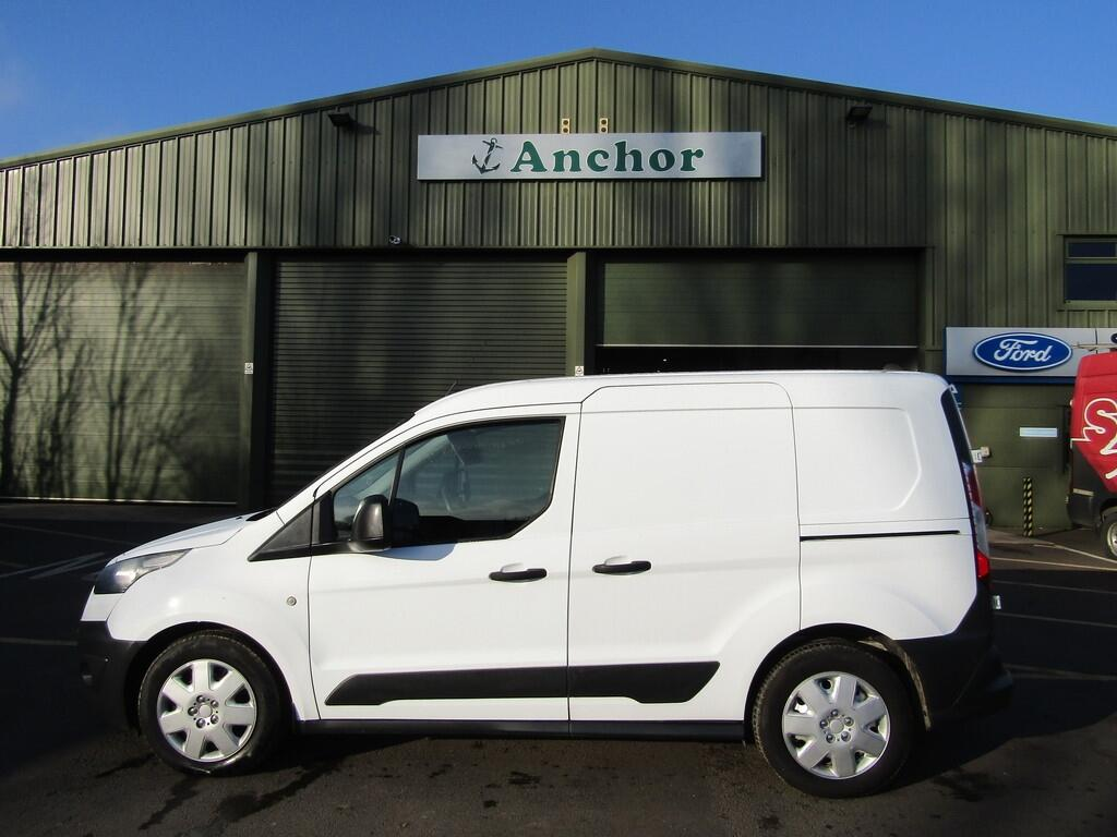 Ford Transit Connect YB64 ZNT