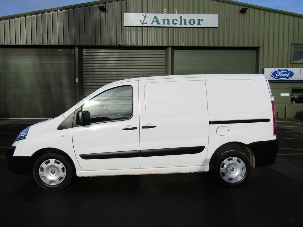 Fiat Scudo WR65 DHC