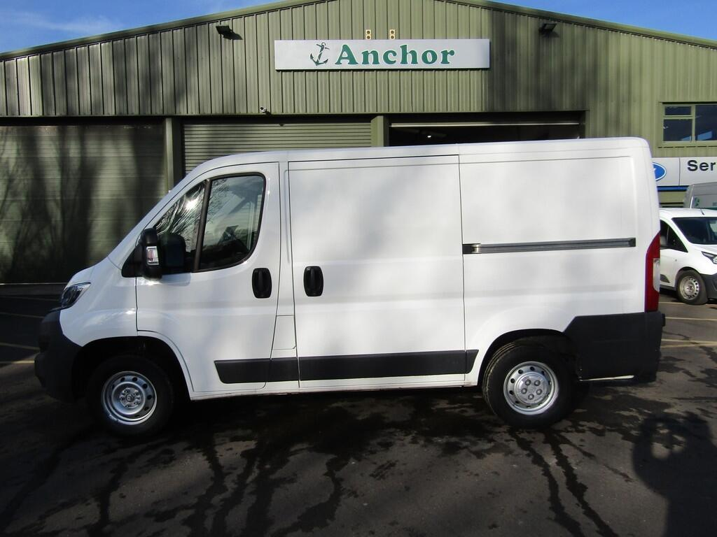 Citroen Relay HN16 LTF