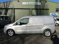 Ford Transit Connect YB66 XSJ