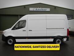 Mercedes Sprinter KR68 TUP