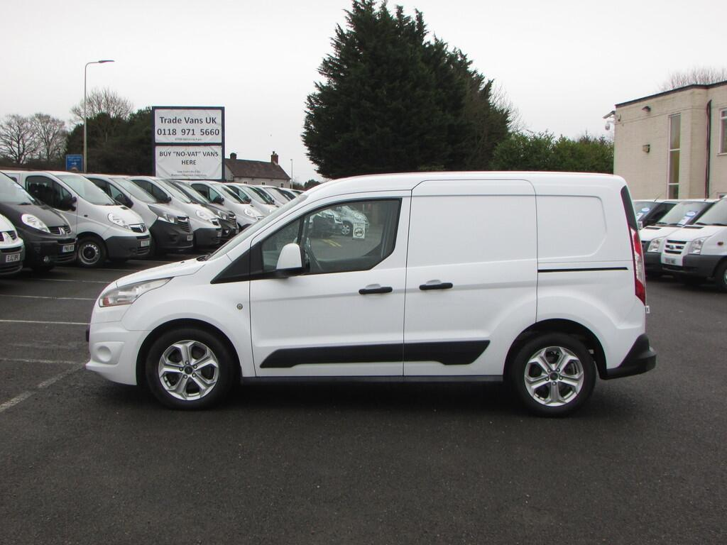 Ford Transit Connect CV64 WHU