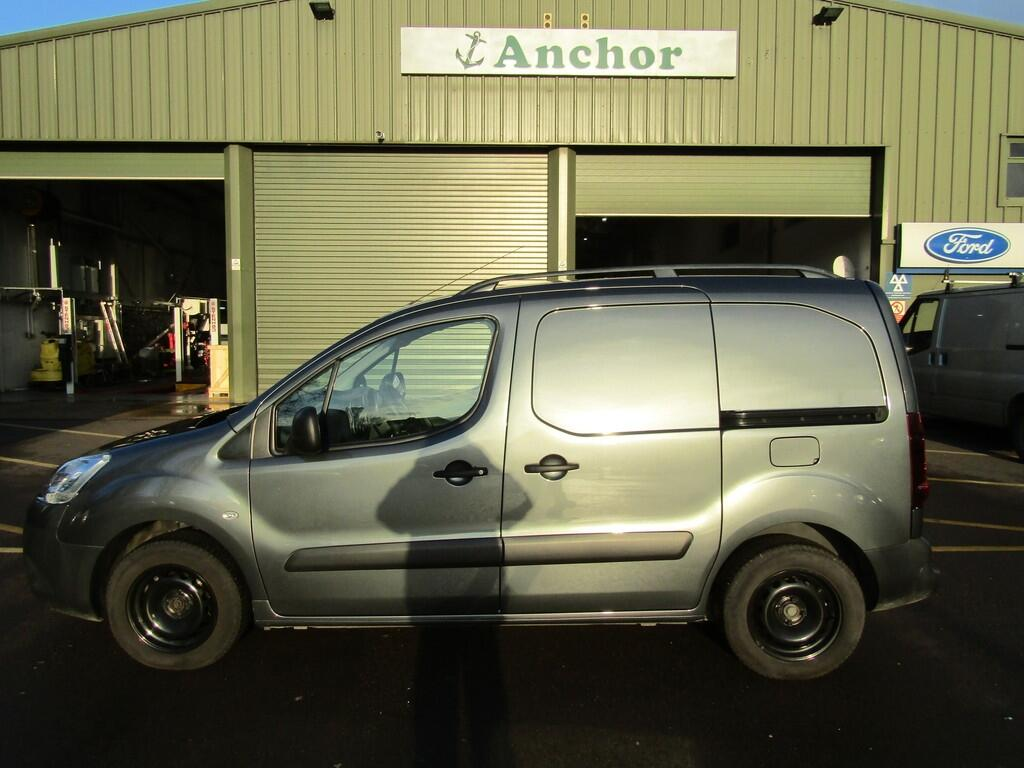 Citroen Berlingo GF15 KVH