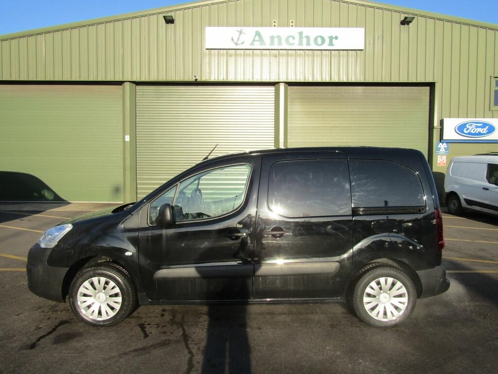 Citroen Berlingo LD67 UAM
