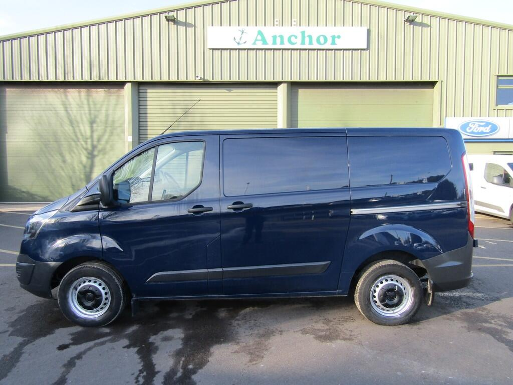 Ford Transit Custom MM66 PKY