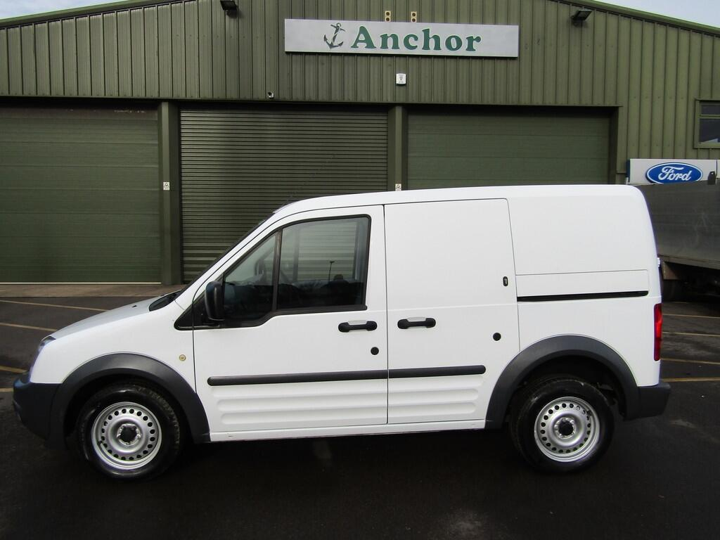 Ford Transit Connect YF12 GJX