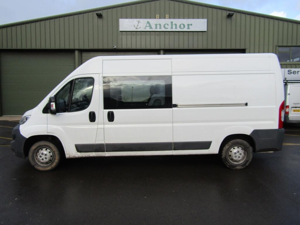 Citroen Relay BX66 LZK