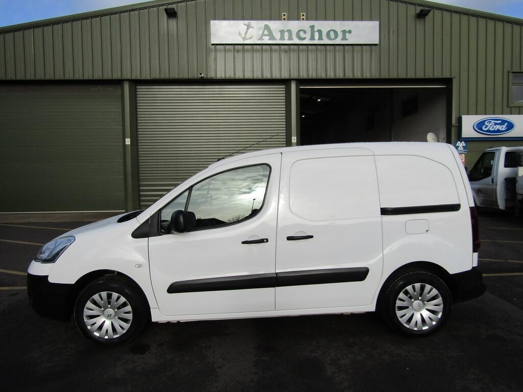 Citroen Berlingo NJ14 CAO