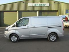 Ford Transit Custom GC18 XBF