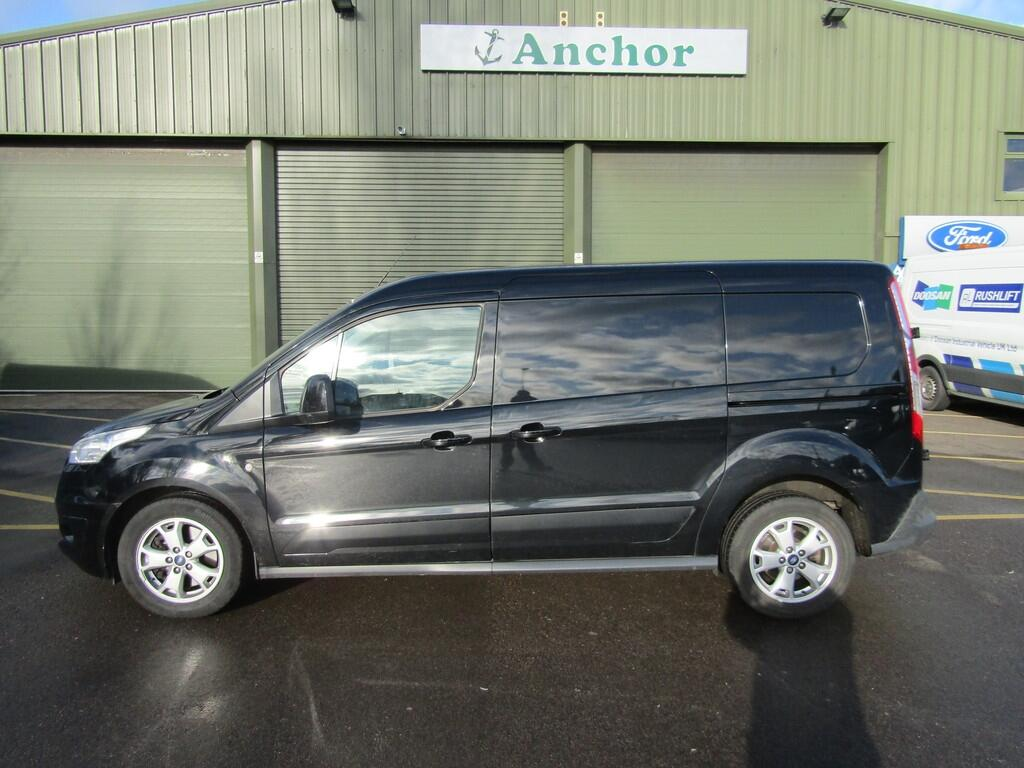 Ford Transit Connect CX67 XJB
